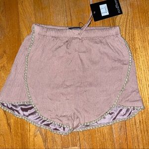 Missguided NWT high waisted shorts